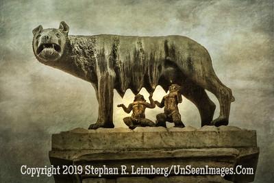 Romulus and Remus - Copyright 2015 Steve Leimberg - UnSeenImages Com