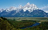 Tetons and Snake River.  <br /> Film