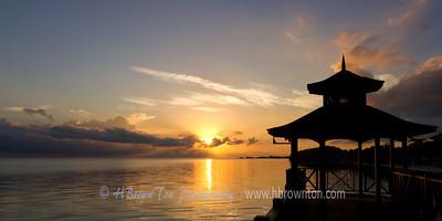 1st day's sunrise