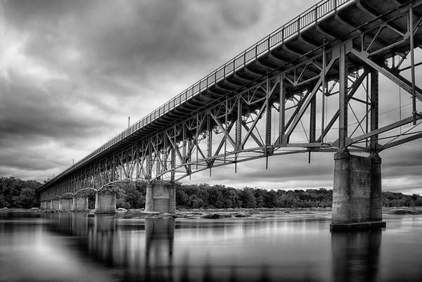 Boulevard Bridge in Richmond