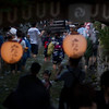 Good health to your feet!<br /> Shimogamo Shrine Mitarai festival