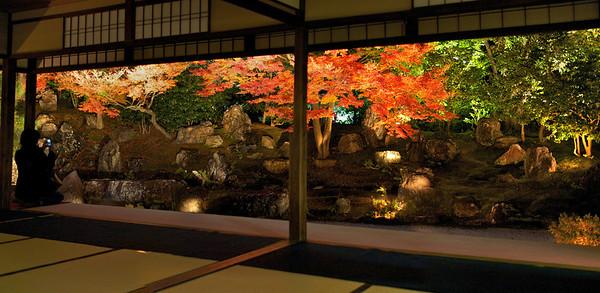 Entokuin temple, Higashiyama