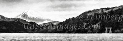 Mt Fuji - 10 x 30 Copyright 2017 Steve Leimberg UnSeenImages Com _DSC2041