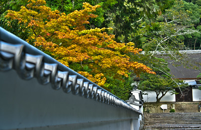 Nanzen-ji colorful hdr
