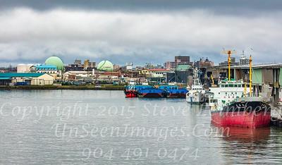 Kushiro Harbor - Copyright 2017 Steve Leimberg - UnSeenImages Com _Z2A3760