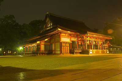 Yasaka Shrine (Photorealistic)
