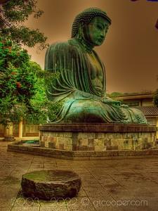 """The Great Buddha"" Kamakura, Japan"