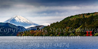 Mt Fuji - 20 x 10 Copyright 2017 Steve Leimberg UnSeenImages Com _DSC2041