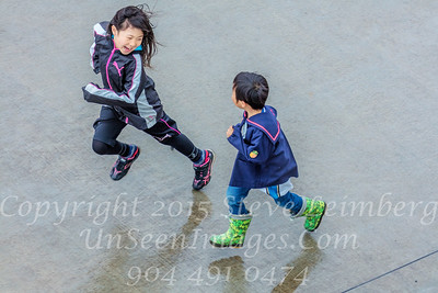Girl and Boy Playing - Copyright 2017 Steve Leimberg - UnSeenImages Com _Z2A3321