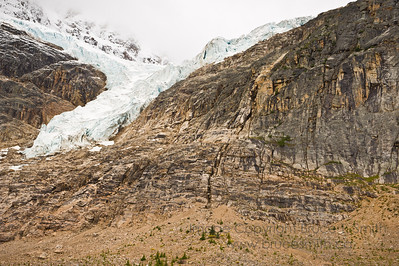 Angel Glacier, Mount Edith Cavell, Jasper National Park, Alberta