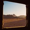 Wadi Rum morning view
