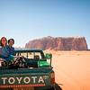 Traveling Wadi Rum