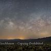 Milky Way and Cholla Cactus Garden 2 - Joshua Tree NP