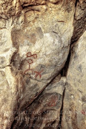 Petroglyphs - Copyright 2016 Steve Leimberg - UnSeenImages Com L1100598