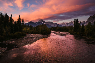 Kananaskis Sunrise