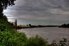 upstream on the Missouri