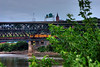Bridges over the Kaw