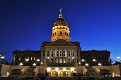 Kansas State Capitol 12.18.15