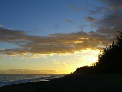 Evening Light In Kauai