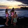 Sun Down - Kauai