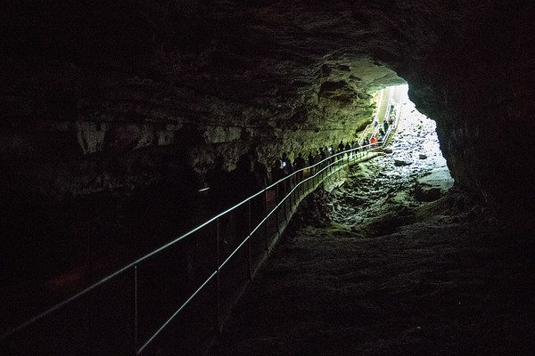 Historic Entrance at Mammoth Cave