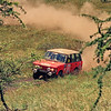1989 Safari Rally at Chyulu Hills