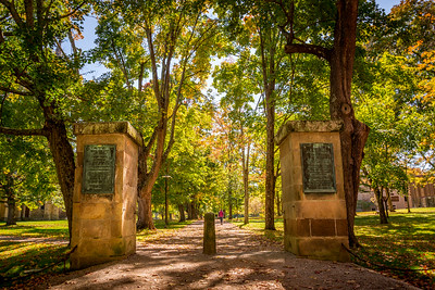Photographed on the campus of Kenyon College in Gambier, Ohio on October 10, 2015.