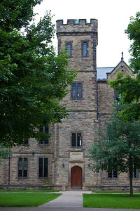 Ascension Hall on the Kenyon College Campus.
