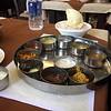 Thali lunch at Mellow Manna, Kochi