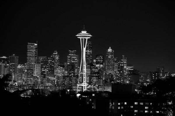 Kerry Park  l  Seattle WA  l  091509