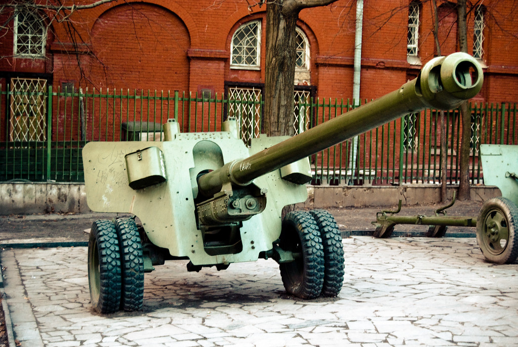 Anti-tank turret