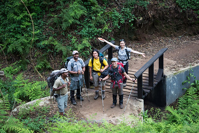 Kilimanjaro Day 1: Londoros Gate to Forest Camp