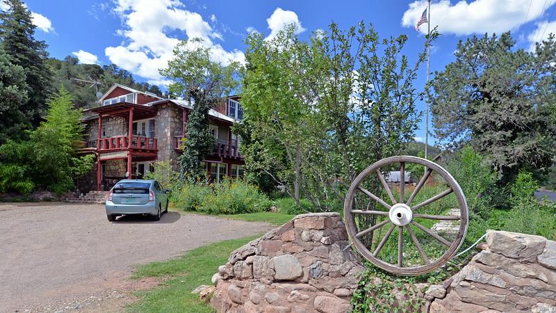 The Black Range Lodge, Kingston, NM