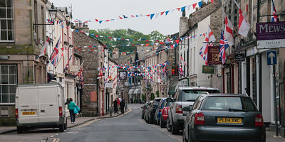 Kirkby Lonsdale - a very pretty old market town