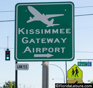 Kissimmee Gateway Airport 2014