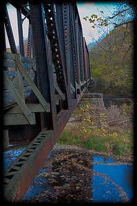 Trestle Bridge No.1 Sideview