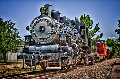 The Locomotive 63