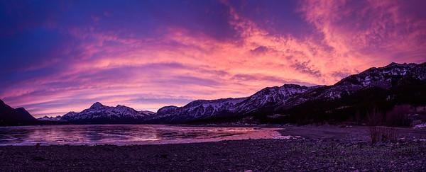 Panorama Sunset