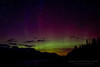 Incredible Aurora Borealis display over the Rocky Mountains - March 17, 2012.