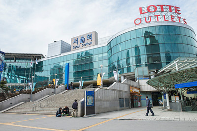 Seoul Station, South Korea