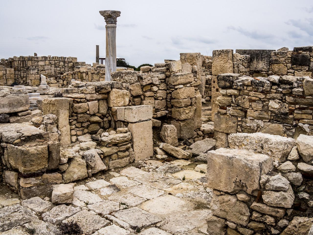 Kourion, Cyprus