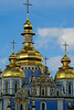 St. Michael's Golden Domed Cathedral, Kyiv, Ukraine.