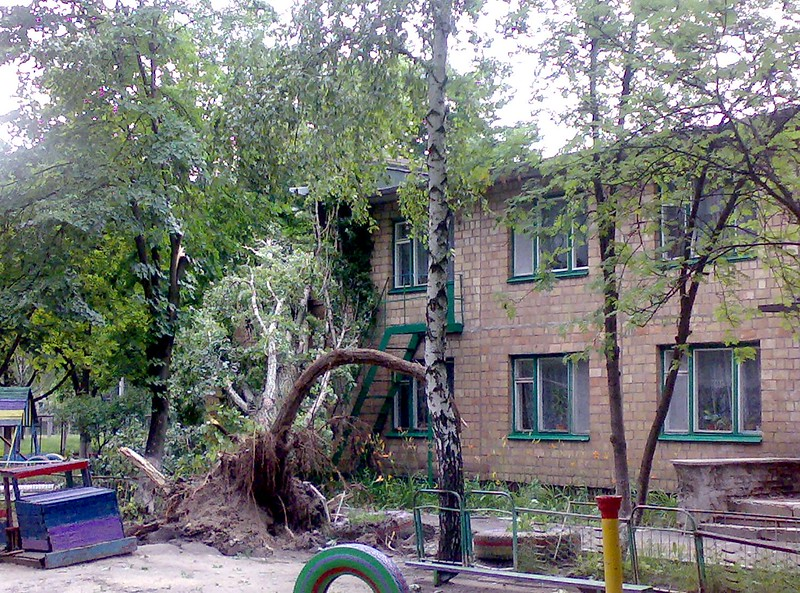 Ураган на Лесном