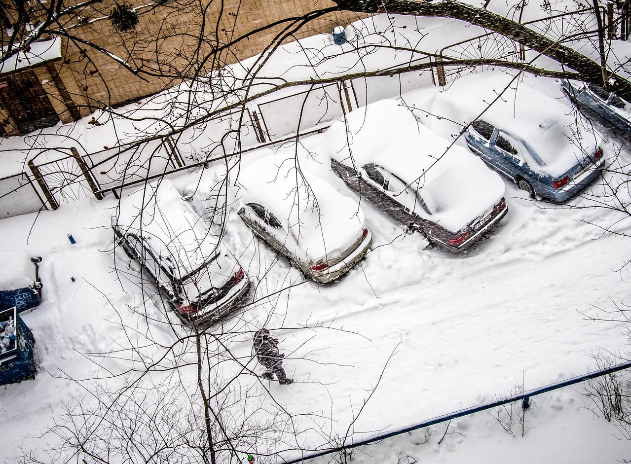 Springter in Kiev