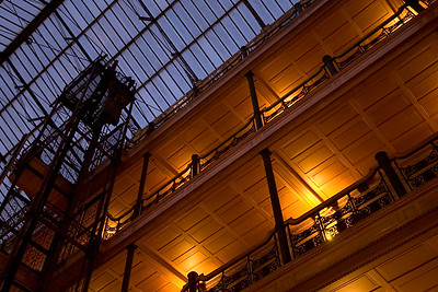 Bradbury Building Skylight