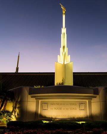 LDS Temple, Las Vegas, Nevada