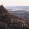 La Crosse Bluff viewing South along Mississippi River.