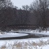 La Crosse Marsh Bridge - Winter