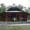 Gazebo at Pettibone Park.