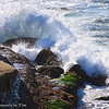 Waves at the Rocky Shore